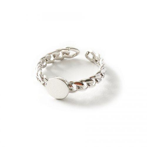 Tana Ring Silver
